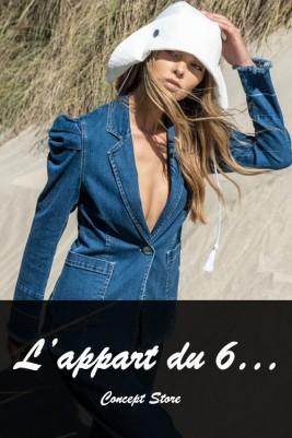Boutique L'appart du 6 - Collection vêtements - Notre sélection pour Femmes